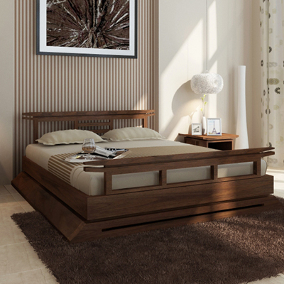 Bedroom Furniture  Diego on Home      Bedroom Furniture    Beds    Kondo Platform Bed