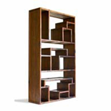 The Great Wall Bookcase