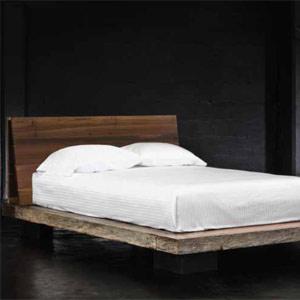 Leone Platform Bed