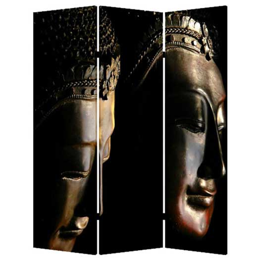 Buddha Shoji Screen